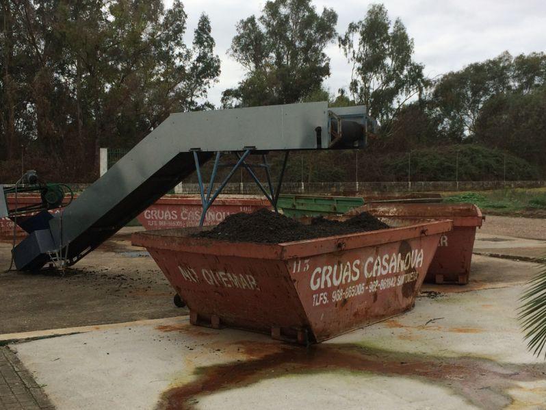 Caracterización de lodos de depuradora enero 2016 #1 / Characterization of sewage sludge January 2016 #1