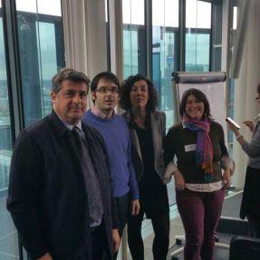Kick-off meeting 4Nov15 Bruselas