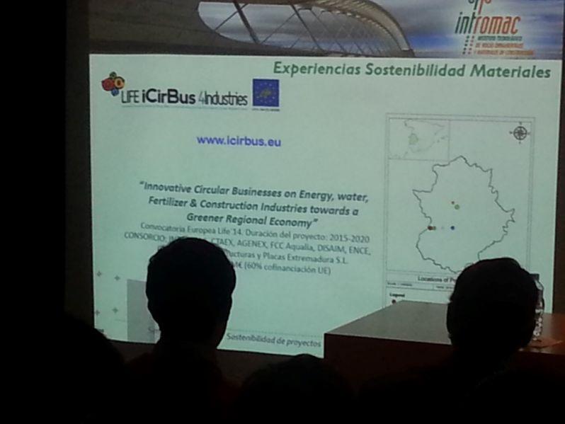 Simposio Internacional sobre sostenibilidad de proyectos en infraestructuras históricas
