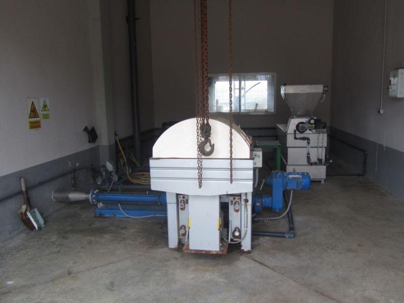 17 02 03 Sala centrifuga