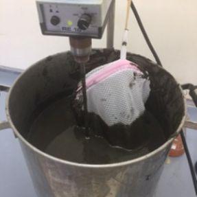 16 08 Ensayos adsorción sólido-líquido / Solid-liquid adsorption trials