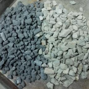 Cenizas de biomasa como pellet alternativa al árido natural en hormigones / Biomass fly ash used as replacement of natural aggregates in concrete